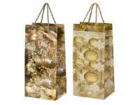 Lackpapiertaschen Lackpapiertüten Weihnachten
